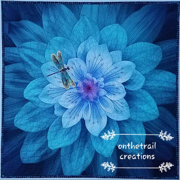 Dream Big Panel Quilt Tutorial On The Trail Creations