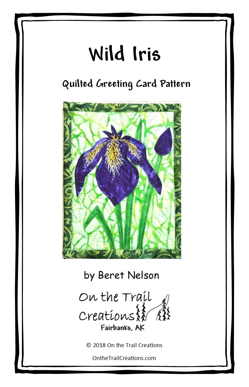 Store Quilted Greeting Cards On The Trail Creations