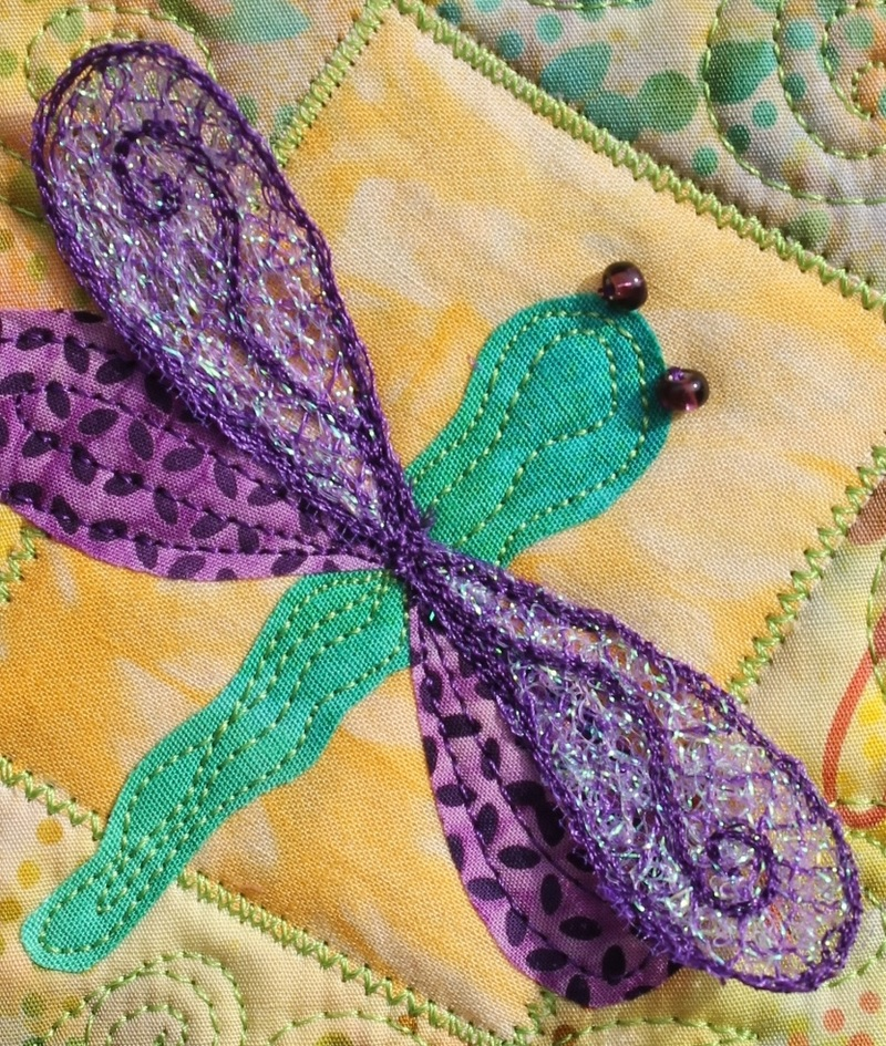Dragonfly Wings Tutorial