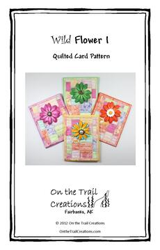 Wildflower Card Pattern I