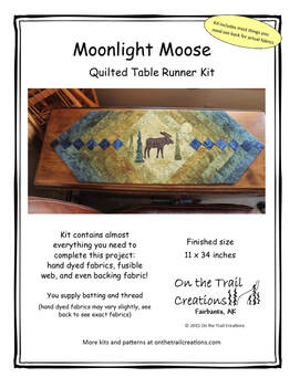Moose Table Runner Kit